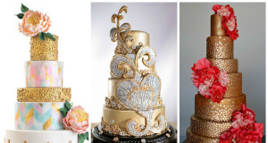 Top 20+ Cakes with Sophisticated Jewelries or Bling