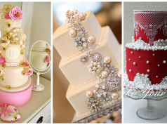 Top 30+ Cakes with Elegant Pearls