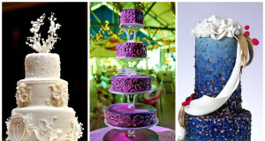 20+ World's Finest Wedding Cakes