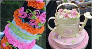 The Most Colorful and Joyful Cakes