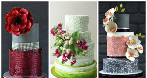 Top 20+ Beautiful Cakes with Wonderful Laces
