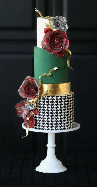 Adorable Wafer Paper Cake