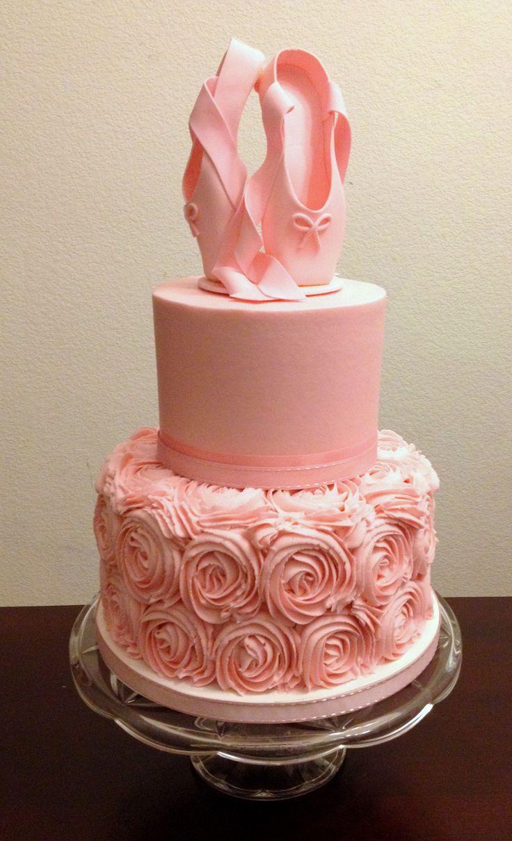 Ballet Cake Amazing Cake Ideas