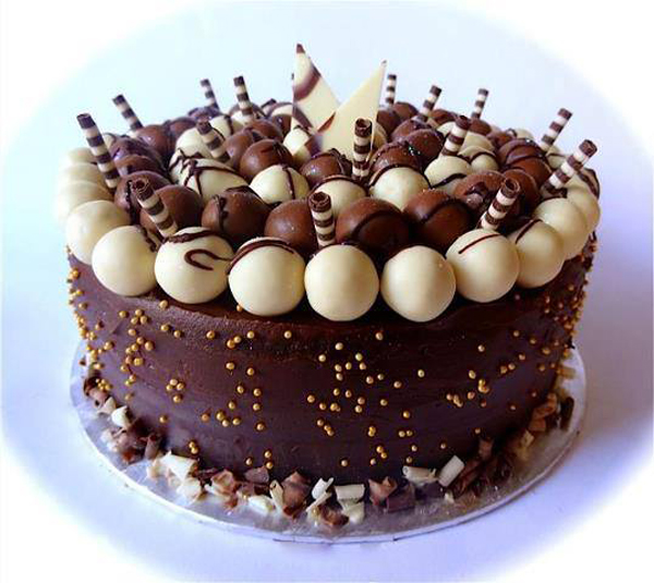 Beautiful Chocolate Birthday Cake Amazing Cake Ideas