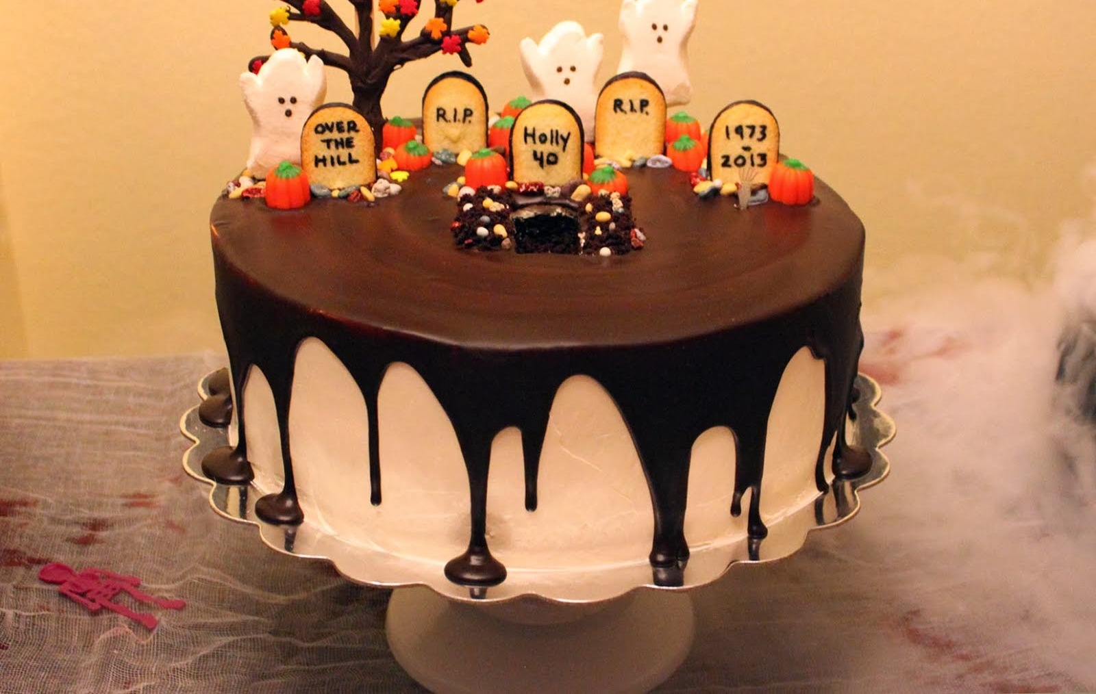 20 Best Ever Halloween Cakes Page 9 of 30