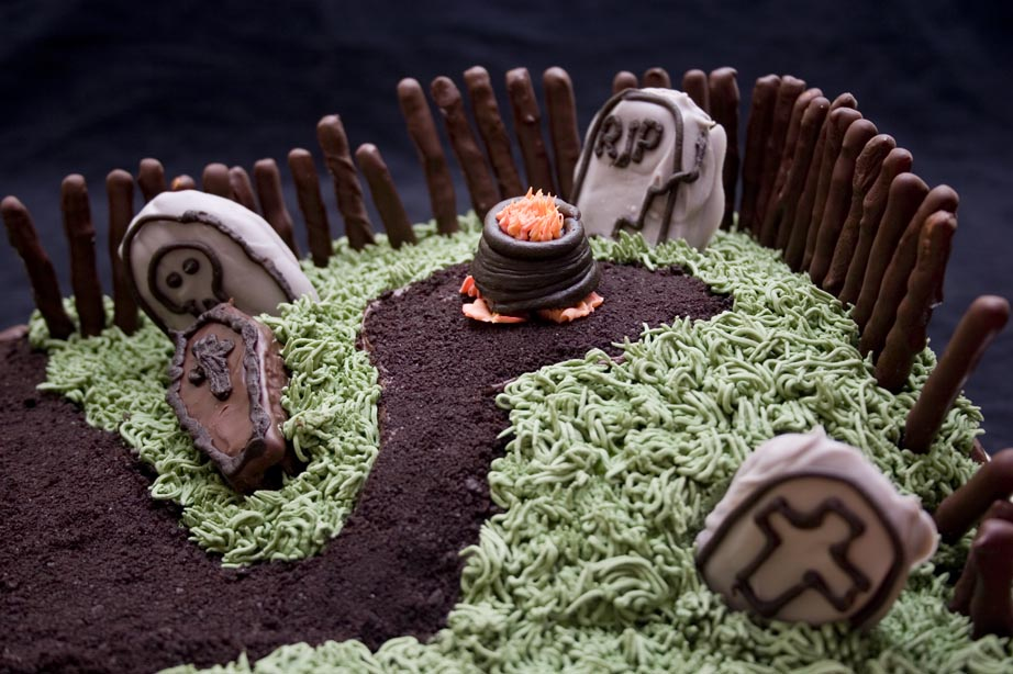 20 Best Ever Halloween Cakes Page 14 Of 30