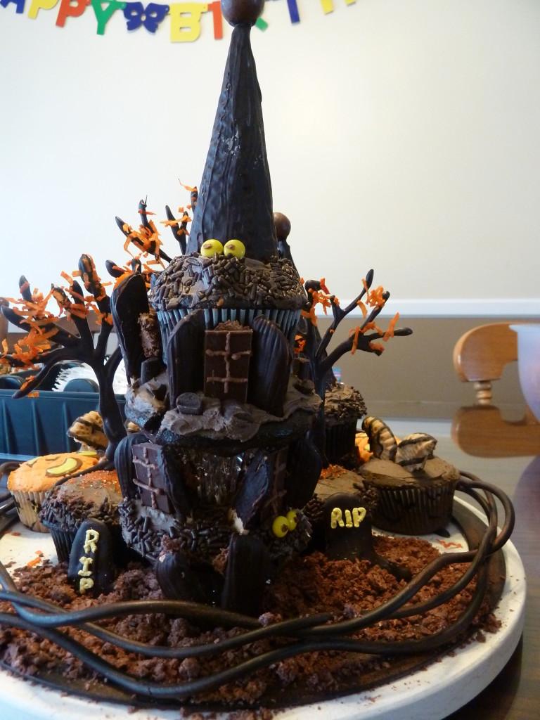 Best Ever Halloween Cakes