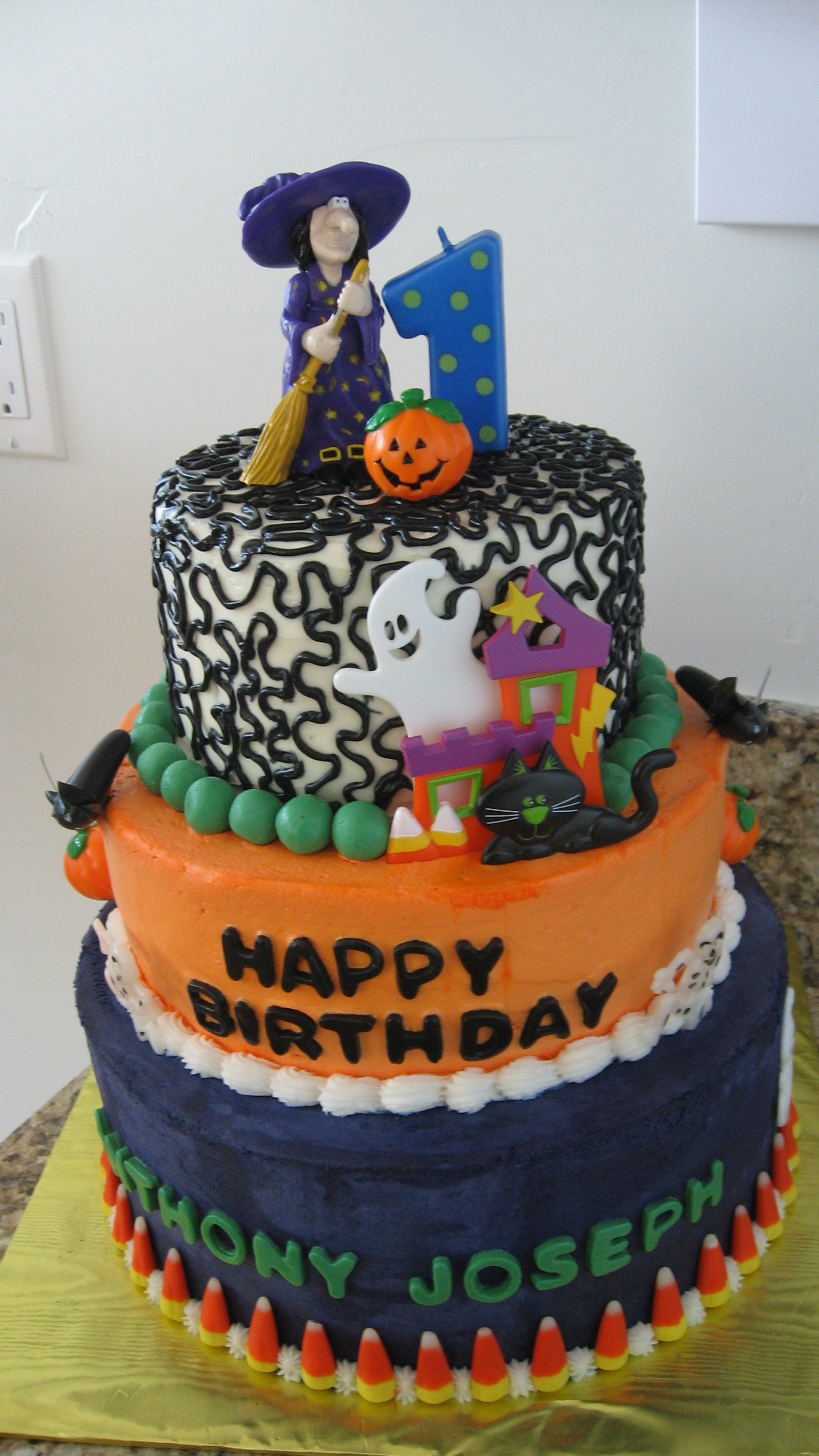 20 Best Ever Halloween Cakes Page 5 Of 30