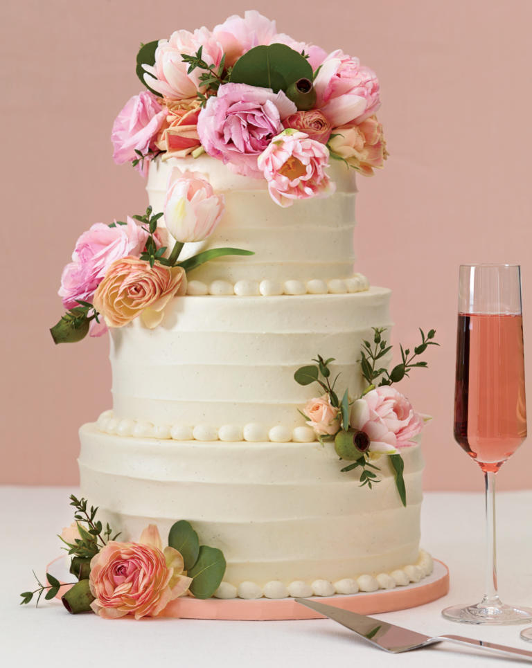 Cake Design With Fresh Flowers : Top 25 Prettiest Cakes - Page 19 of 25