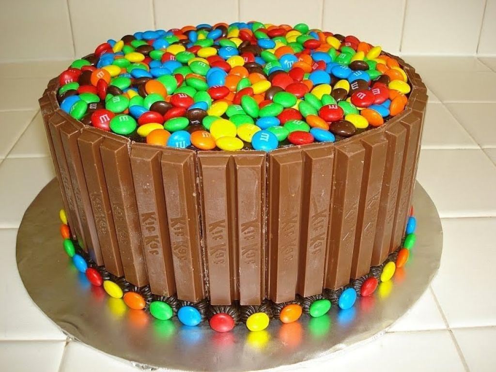 фото торт украшенный ммдемс рдестами утками
