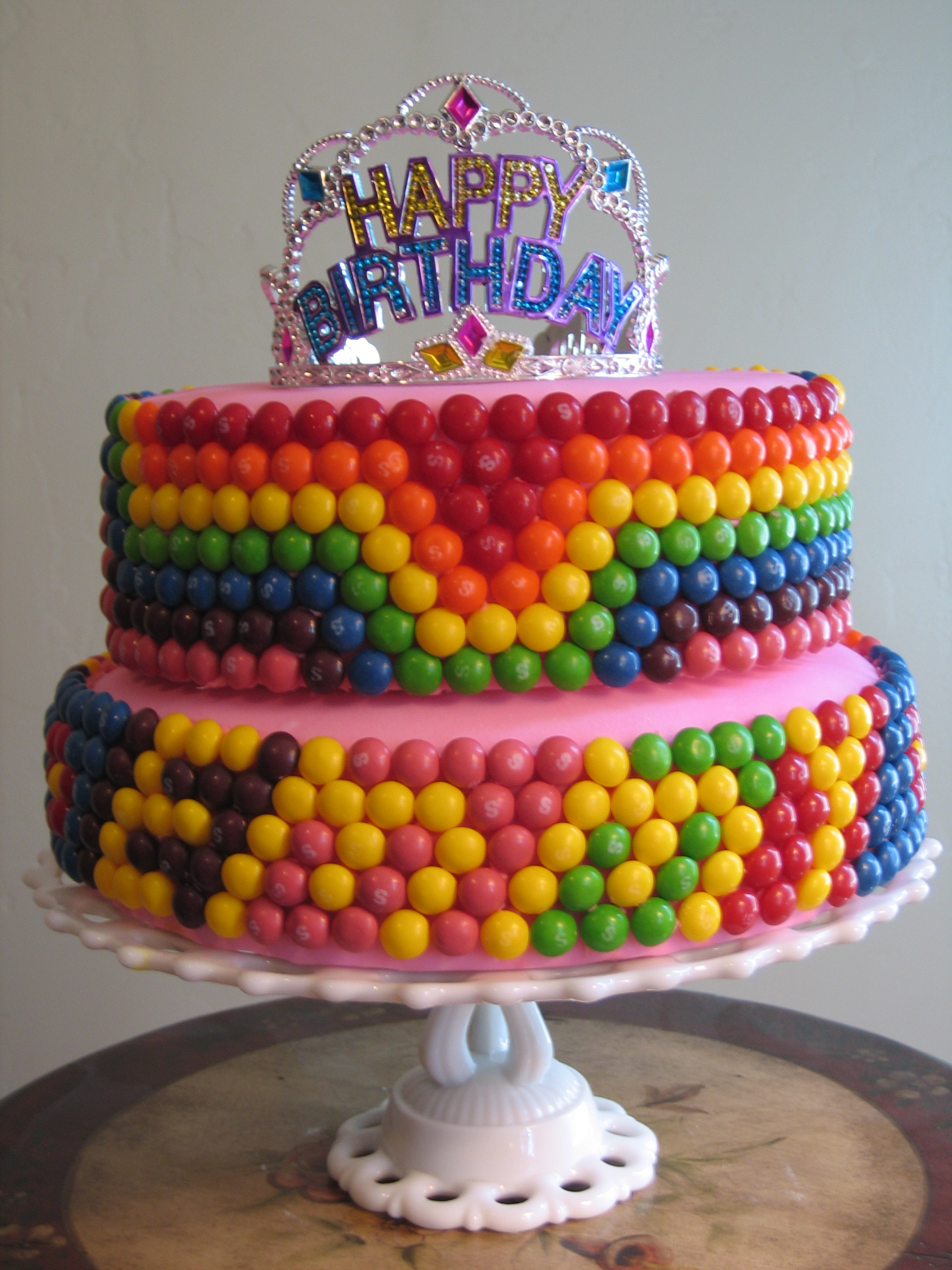 Top 15 Mouthwatering Candy Cakes Ever Designed Page 7 Of 15