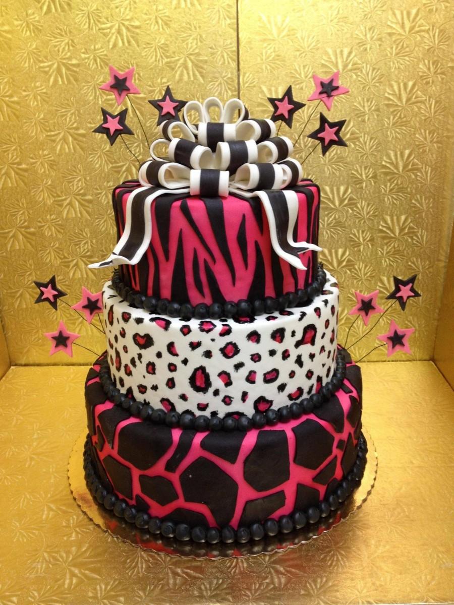 Admirable Cheetah Birthday Cake Amazing Cake Ideas Funny Birthday Cards Online Benoljebrpdamsfinfo