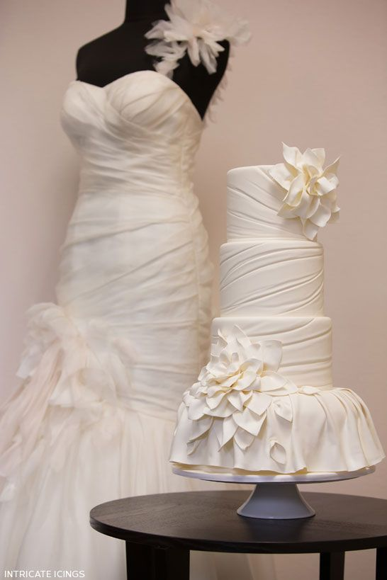 From Dress to Cake & From Dress to Cake - Amazing Cake Ideas