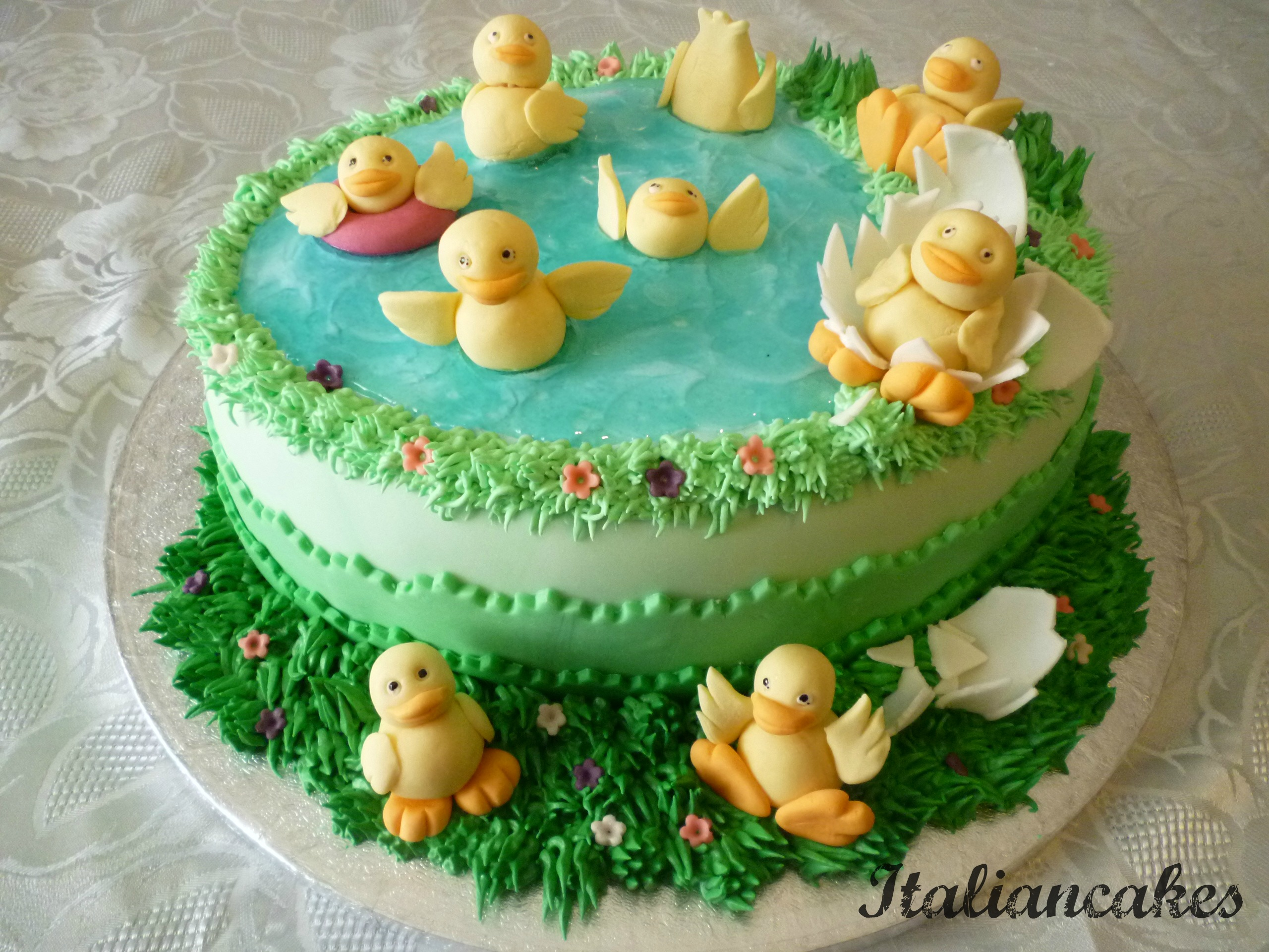 Awesome Bday Cake Images : 20 Pretty Awesome Kiddie Birthday Cakes - Page 5 of 20