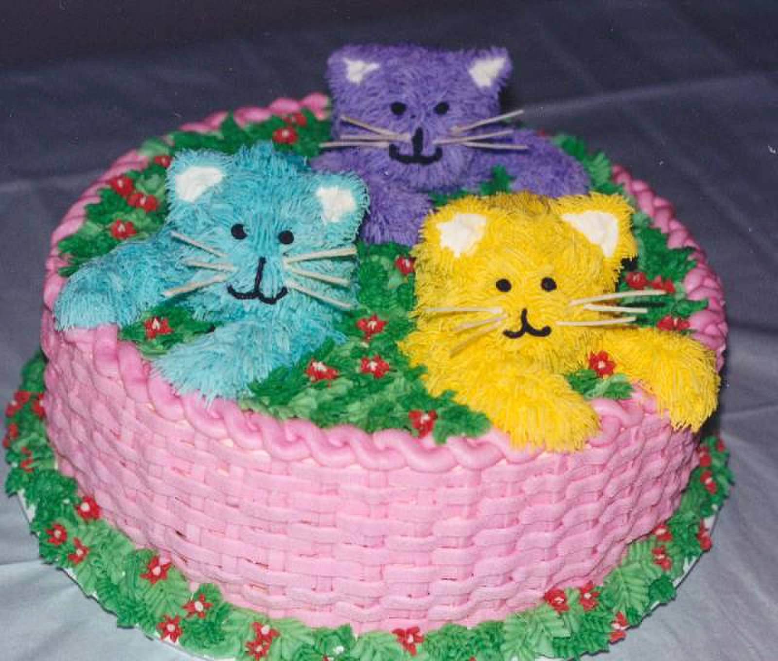 20 Pretty Awesome Kiddie Birthday Cakes - Page 7 of 20