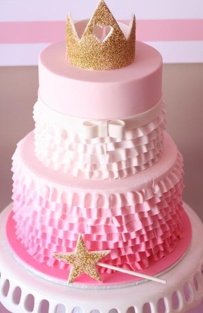 Pleasant Princess Birthday Cake Amazing Cake Ideas Personalised Birthday Cards Veneteletsinfo