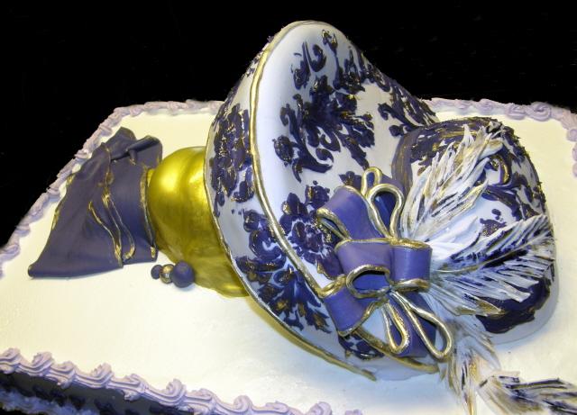 Royal Hat Cake
