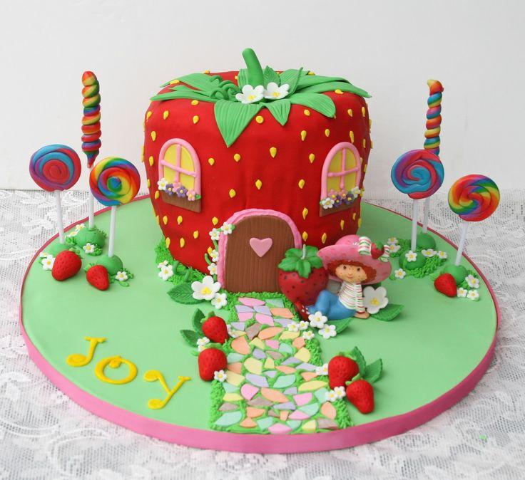 Фото тортов для детских праздников
