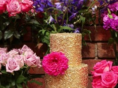 Stylish Wedding Cakes With Classical Details 9