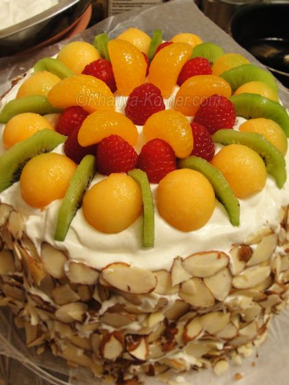 Super Enticing Fruit Cake