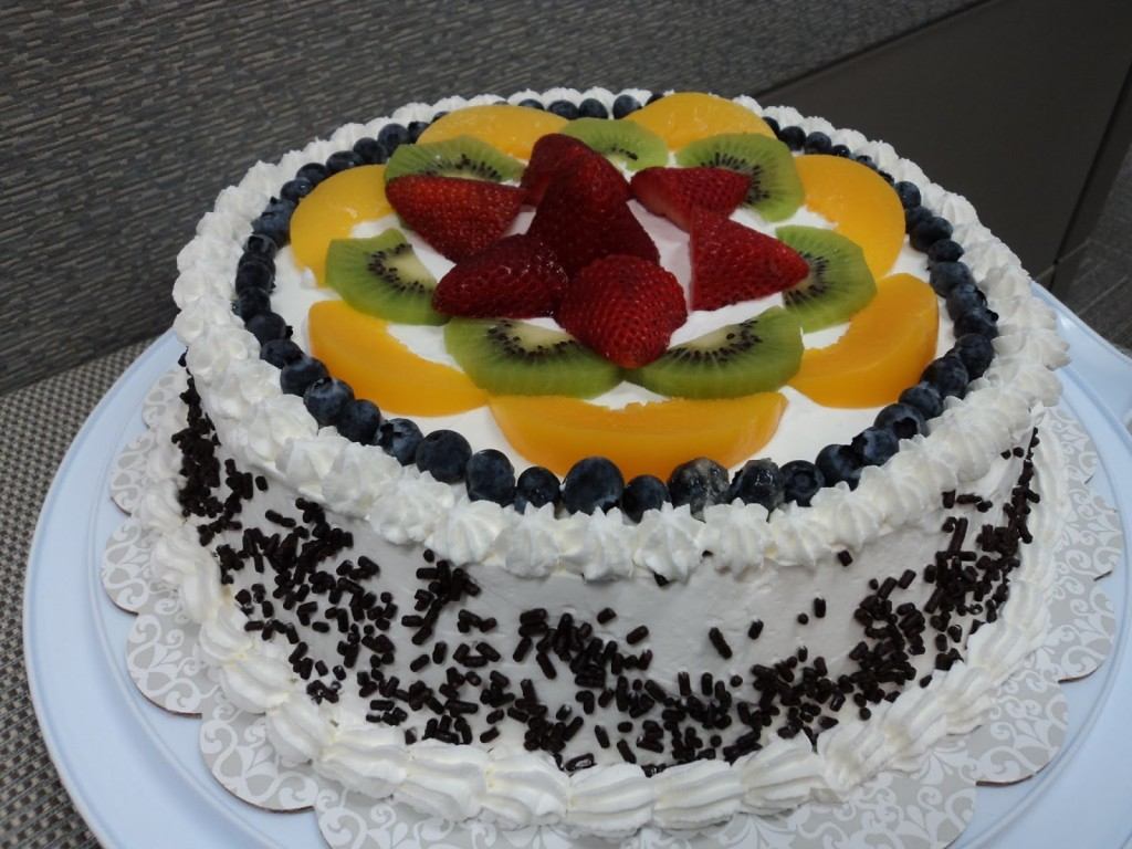 Super Enticing Fruit Cake