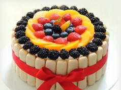 Super Enticing and Amazingly Designed Chocolate Cake
