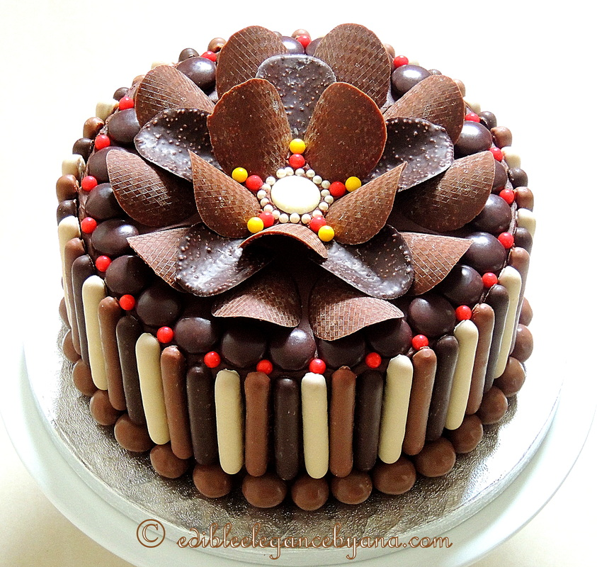 Super Enticing and Amazingly Designed Chocolate Cakes 12  sc 1 st  Amazing Cake Ideas & Super Enticing and Amazingly Designed Chocolate Cakes 12 - Amazing ...