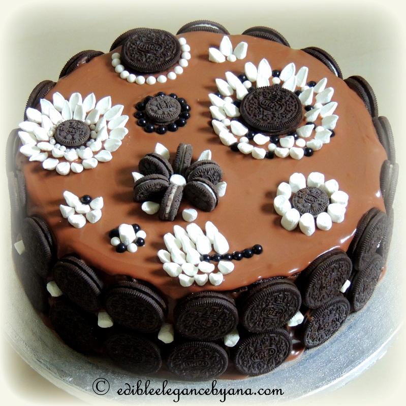 Super Enticing And Amazingly Designed Chocolate Cakes 2 Amazing