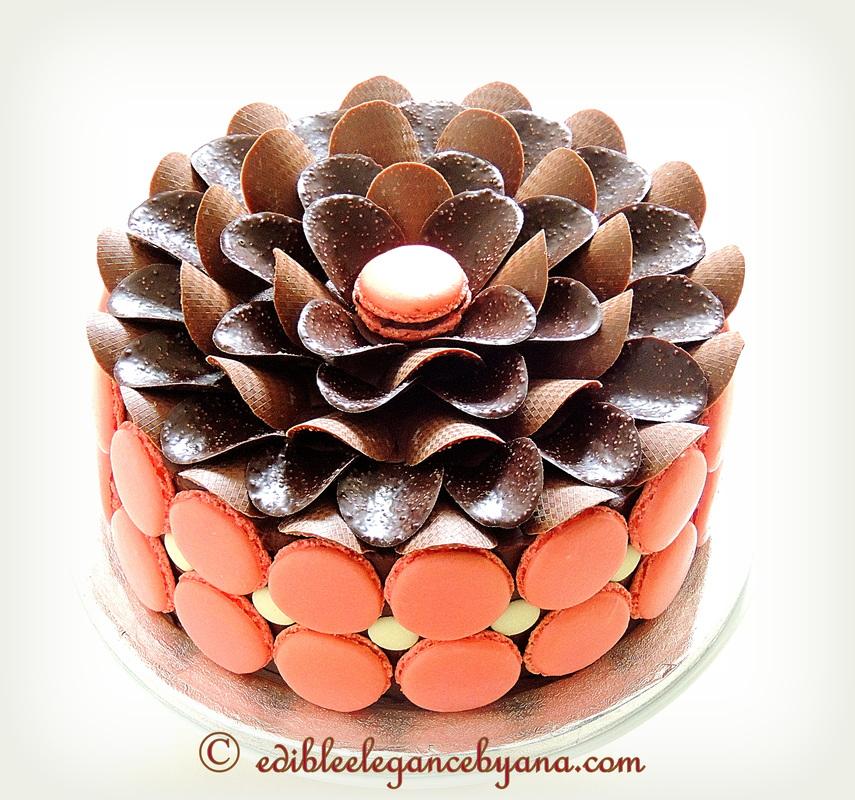 Super Enticing And Amazingly Designed Chocolate Cakes 29 Amazing