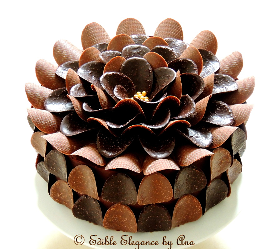 Amazing Chocolate Cake Decorations