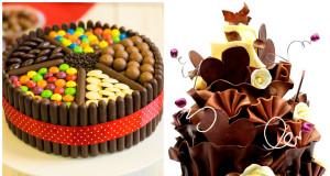 The Top 20+ Unique Chocolate Cakes