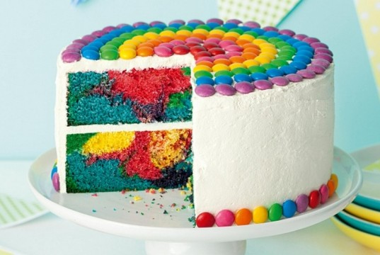 The Ultimate Bubblegum Birthday Cake