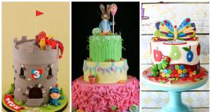 Top 20+ Coolest Kiddie Cakes