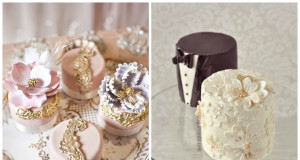 Top 20+ Cutest and Super Lovely Mini Wedding Cakes