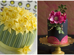 Top 20+ Fabulous Flower Cakes