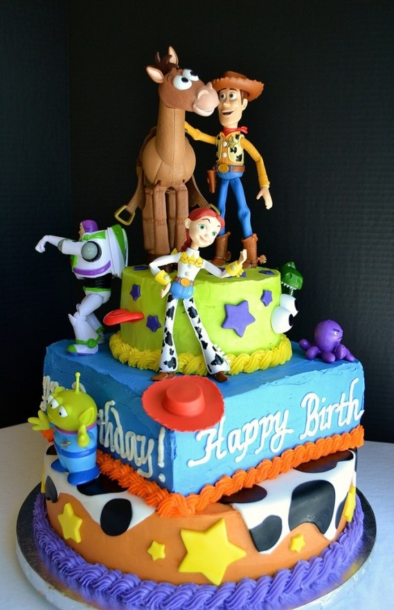 Toy Story Birthday Cake Amazing Cake Ideas