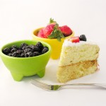 Tres Leches Layer Cake