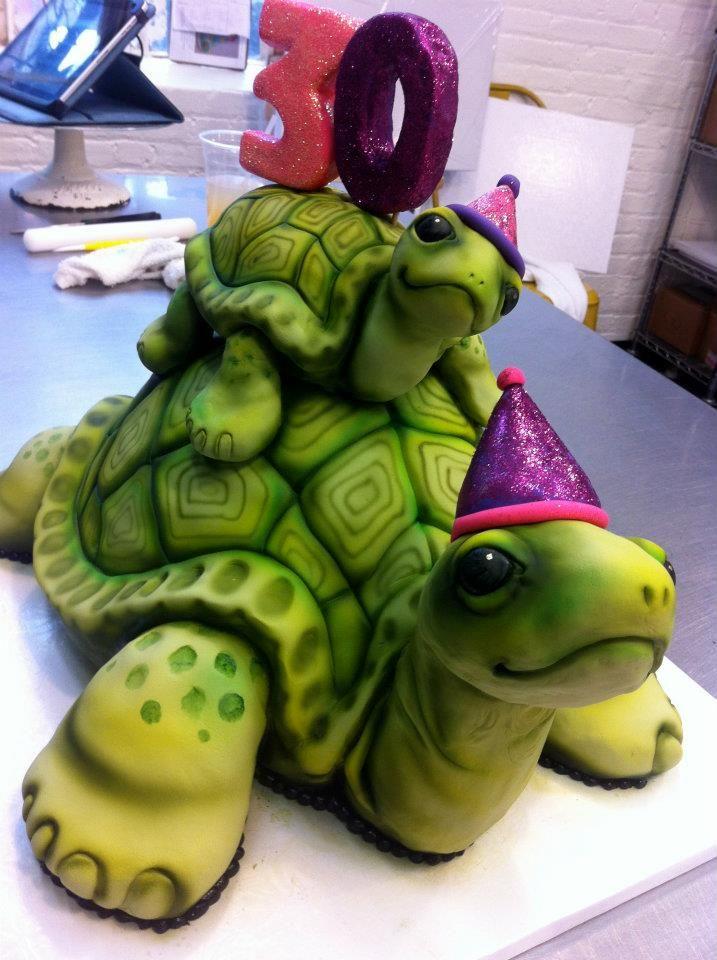 Turtle Cake by Karen Portaleo Amazing Cake Ideas