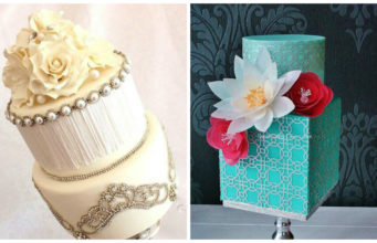 20+ Hottest Wedding Cake Ideas for this Month