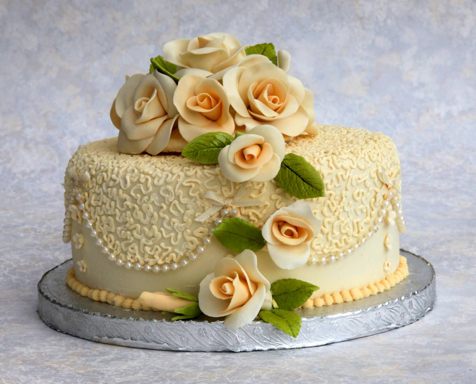 Wedding Cake Advertisement