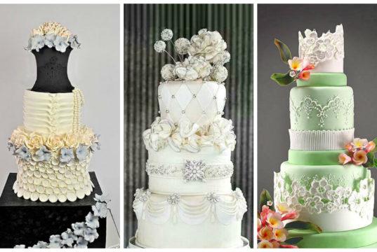 Elegant and Stylish Cakes