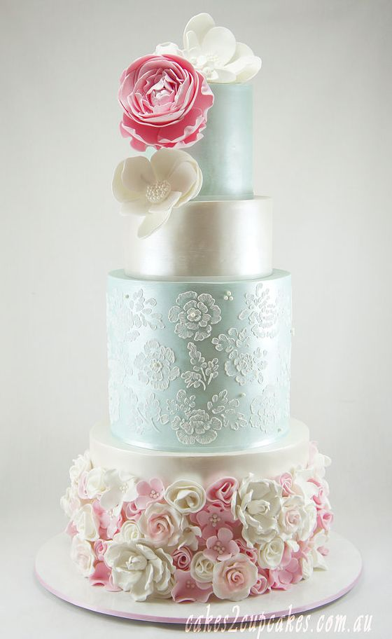 Seriously The Most Beautiful Cakes