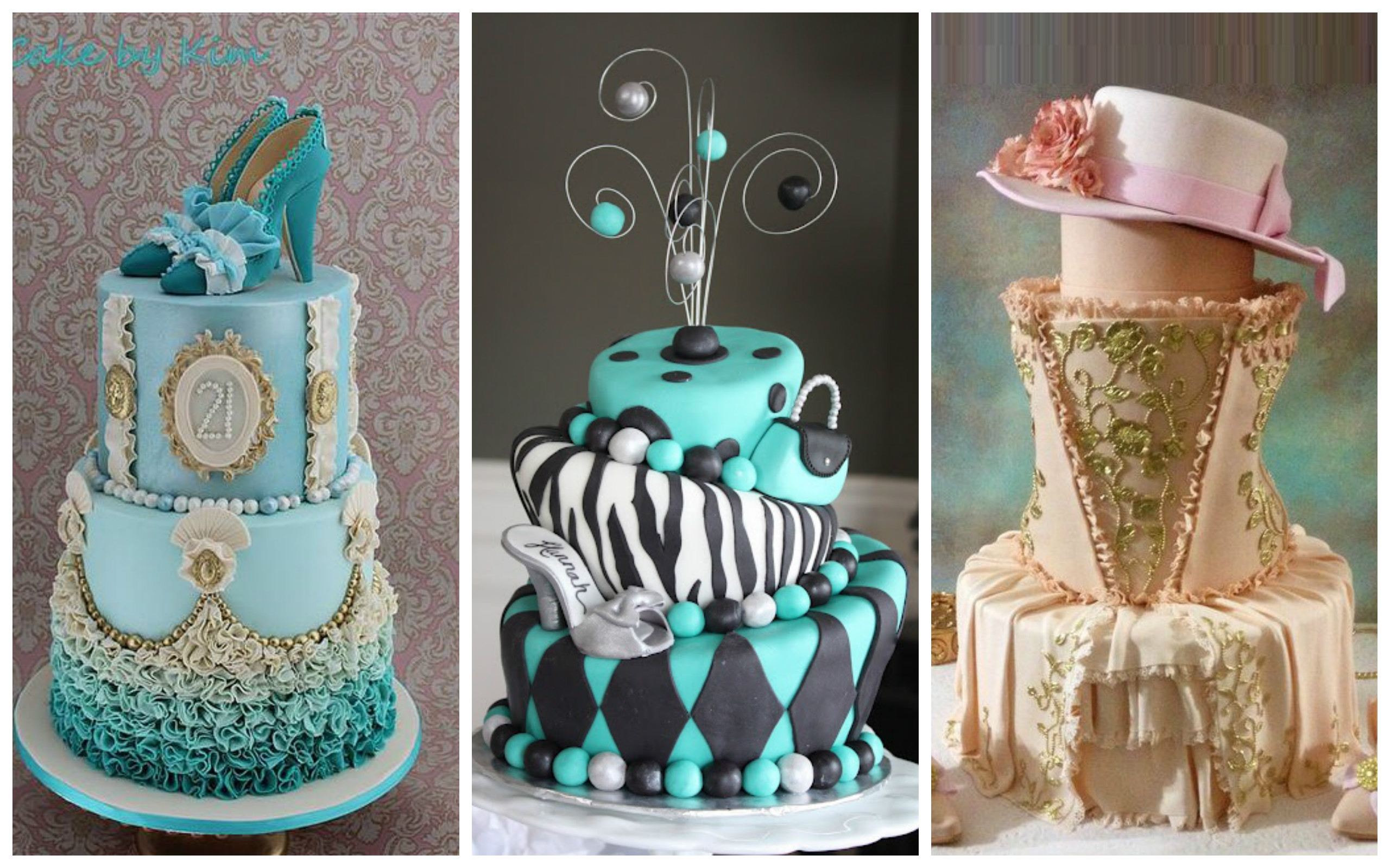 Prettiest And Ever Magnificent Cakes