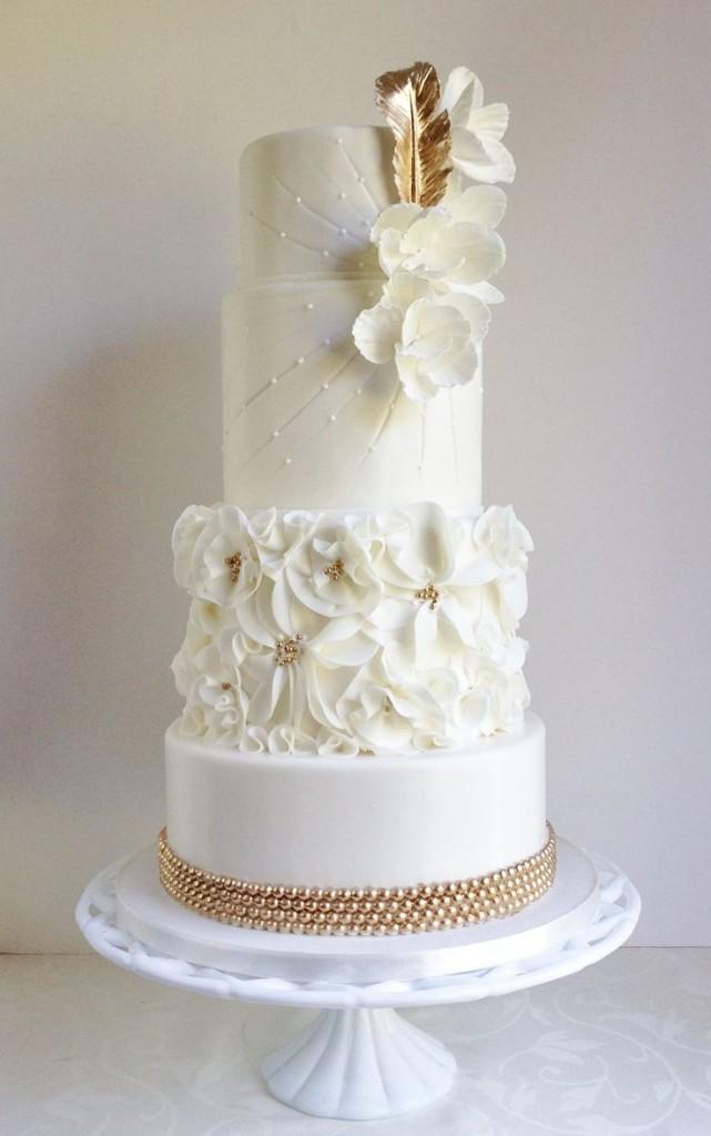 Spectacular Wedding Cake
