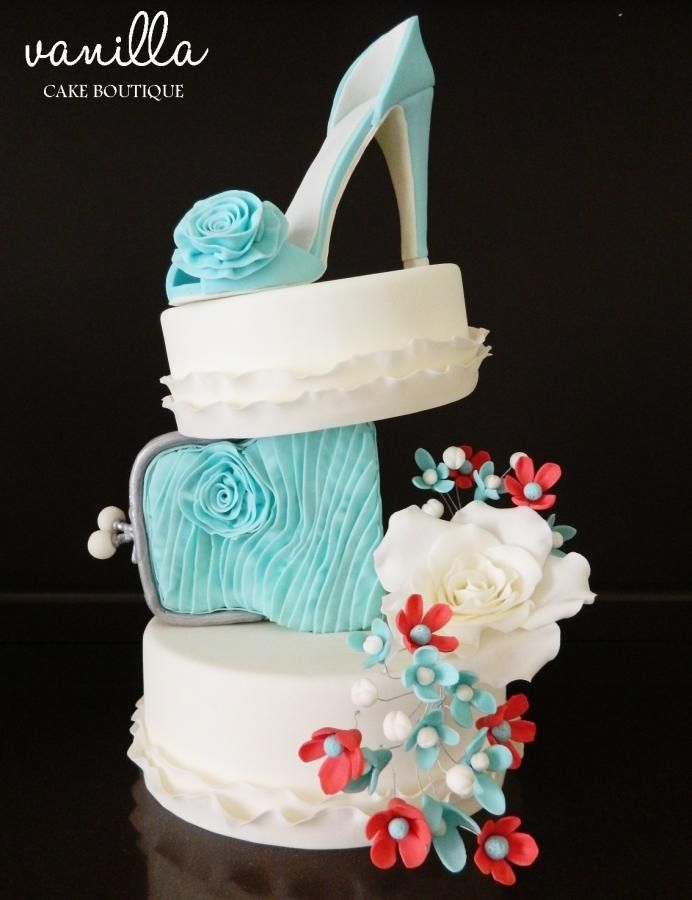 Spring Shoe Store Celebration Cake Amazing Cake Ideas