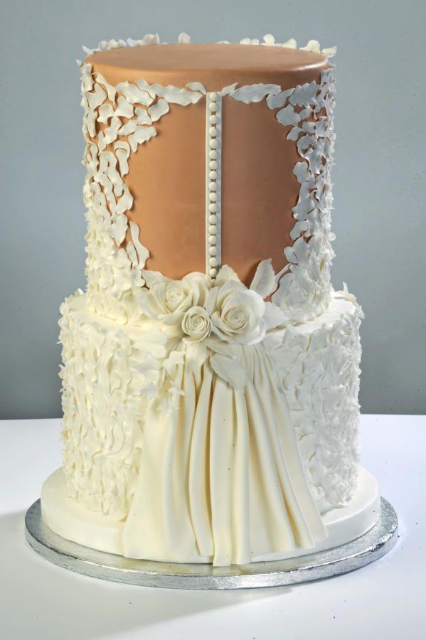 Wedding Dress Cake - Amazing Cake Ideas