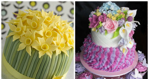 25 Super Adorable and Snappy Cakes