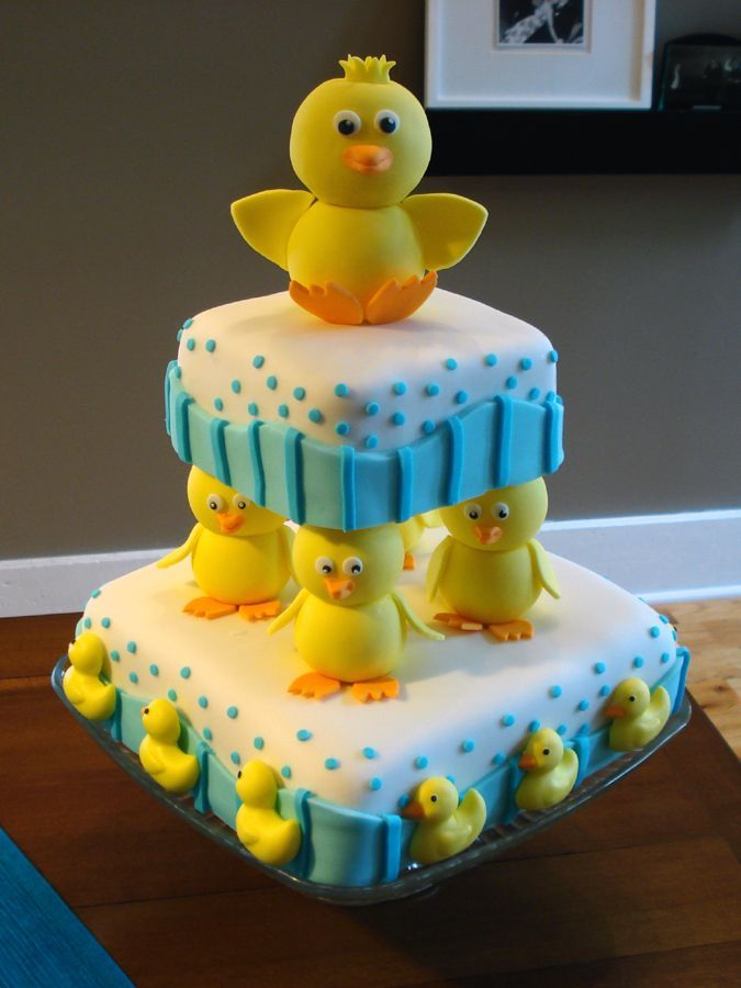 baby duck cake amazing cake ideas