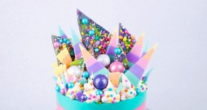 Cake with Amazing Toppers