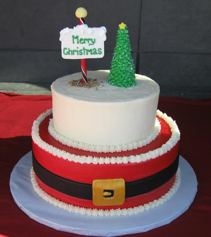 25 Super Cute Christmas Cakes Page 4 Of 25